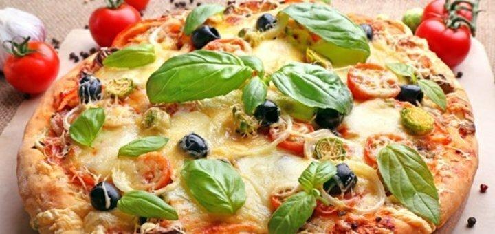Скидка 50% на пиццу, пасту и десерты в итальянской траттории «Джузеппе» на Глинки