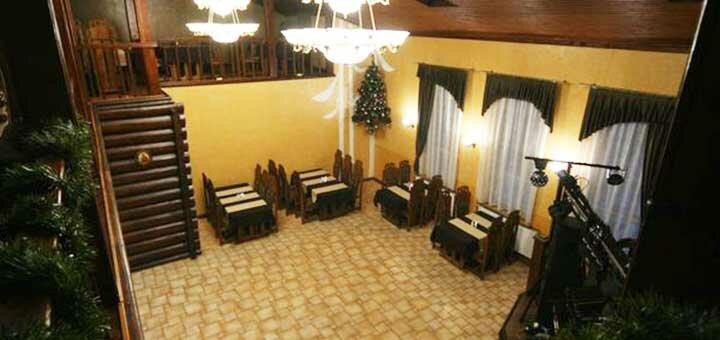 От 3 дней отдыха с завтраками в отельном комплексе «Небокрай» в Яремче