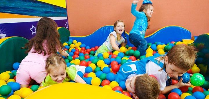Ура! Целый день для детей безлимитного посещения развлекательного центра «Лунтипарк»!