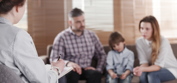 До 5 сеансов курса «Конфликты в детско-родительских отношениях» от Таисии Остроушко
