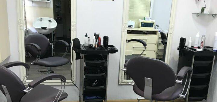 Моделирование, коррекция и окрашивание бровей в салоне красоты «Ваниль»