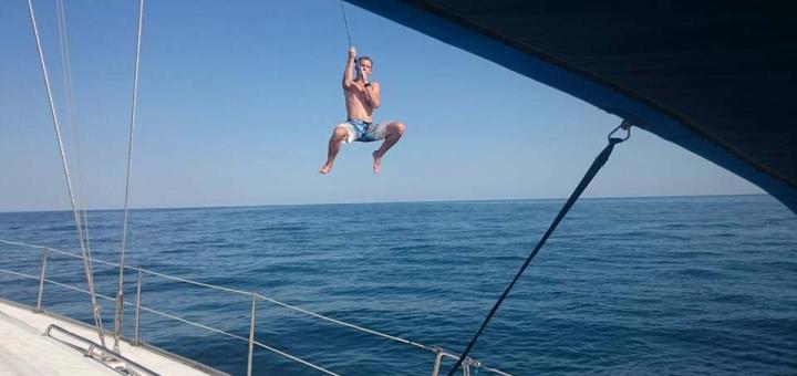 Скидка до 75% на аренду яхты и морскую прогулку от «True Course Sailing»