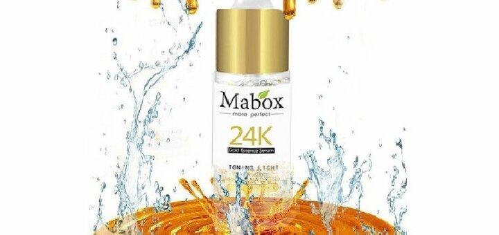 Скидка 10% на гиалуроновую кислоту Mabox 24 К Gold от «Красота в мелочах»