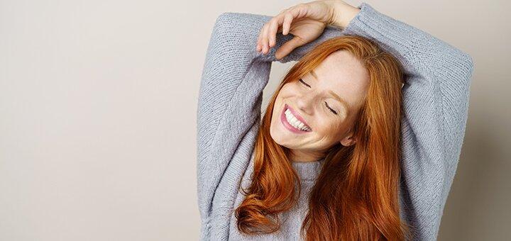 До 5 процедур криотерапии лица или кожи головы в студии красоты и здоровья «Liebchen»
