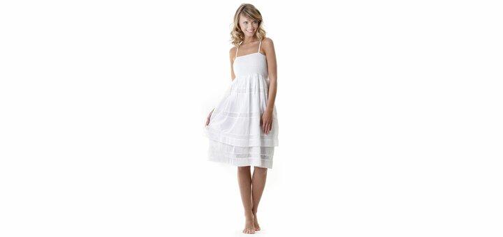Скидка 25% на пляжную одежду из новой коллекции 2019 от «Amarea»