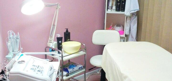 Комплексная чистка лица в косметологическом кабинете Инны Литвиновой