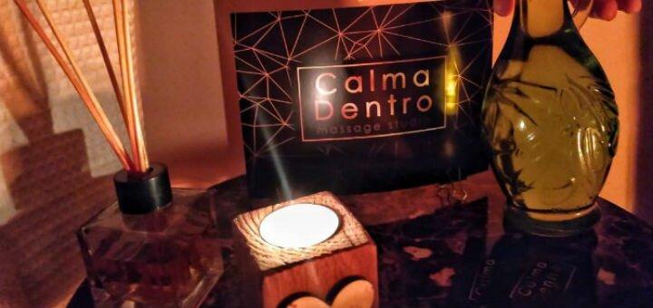 Расслабляющий испанский массаж всего тела в студии массажа «Calma Dentro»