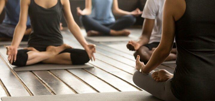 До 48 занятий или абонемент на безлимитные занятия йогой в школе танцев «Tendency»