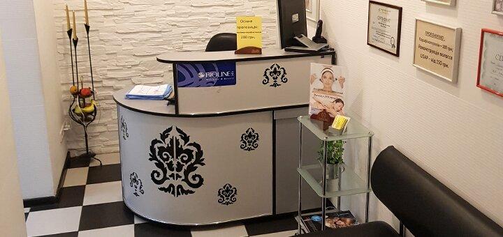 Механическая чистка лица в салоне аппаратной косметологии «Vual' cosmetology»