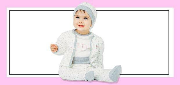 Скидка до 30% на одежду для маленьких девочек от «Smil»