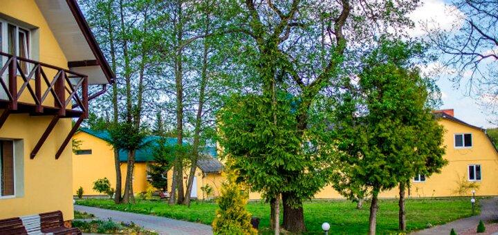 От 4 дней отдыха с питанием и пакетом лечения в санатории «Конвалія» в Трускавце