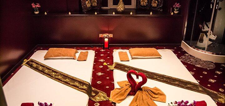 Парный тайский массаж в салоне тайского массажа «Thairai»