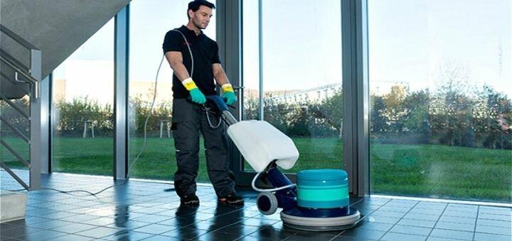 Скидка до 51% на уборку квартиры, офиса или дома от клининговой компании «Чистый дом»