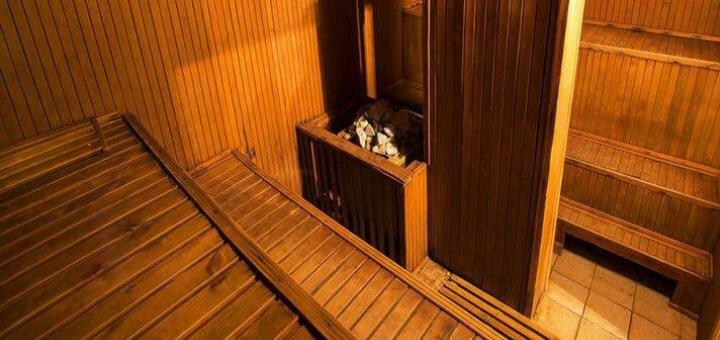 До 3 часов отдыха в бане с бассейном и двумя комнатами в «Добра баня»