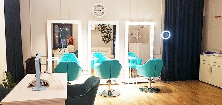 Контурная стрижка, окрашивание, полировка, уход и лечение волос в салоне красоты «Beautygate»