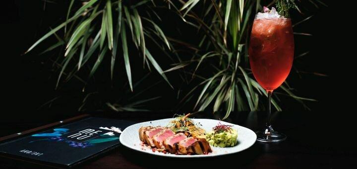 Скидка 50% на меню кухни и кальяны в ресторане «Ambient»