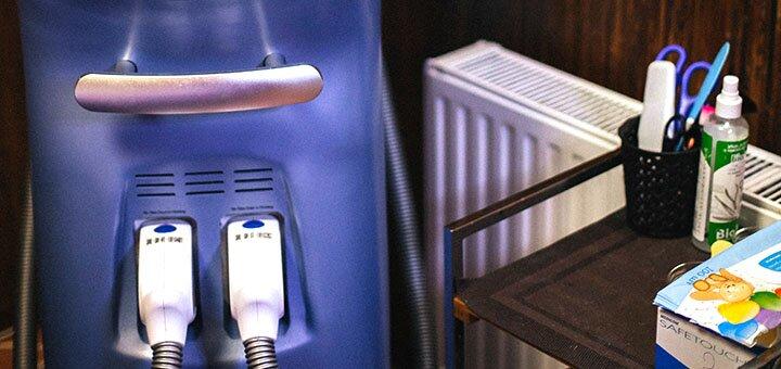 До 10 сеансов лазерной SHR-эпиляции и элос-эпиляции для мужчин в сети салонов «Sun Shine»