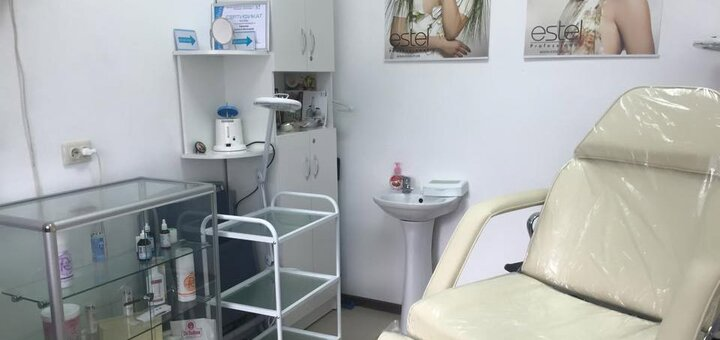 10 сеансов миндального пилинга лица в косметологическом кабинете Людмилы Горшковой