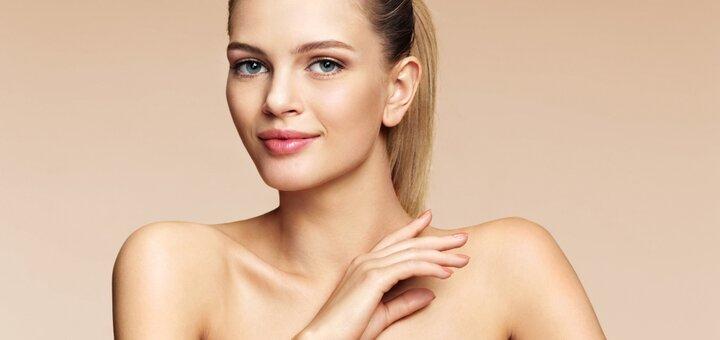 До 3 сеансов микротоковой терапии лица и шеи в студии «Beauty-Room»