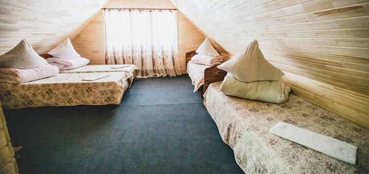 От 3 дней зимнего отдыха с завтраками в отеле «Ла Крэчуну» в Буковеле