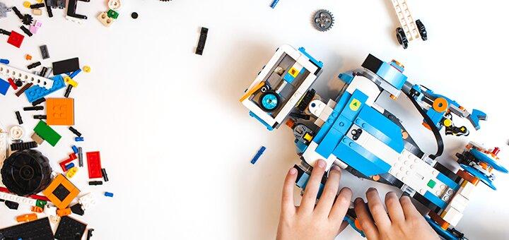 Мастер-класс робототехники «Lego WeDo» для детей от Академии профессий будущего