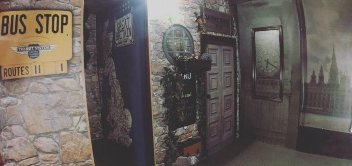 Посещение квеста «Спасение Лондона «Антитеррор»» от квест-проекта «Questoтерапия»