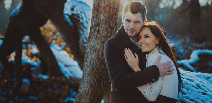 «Love story» або сімейна фотосесія від професійного фотографа Роксоланы Шурко