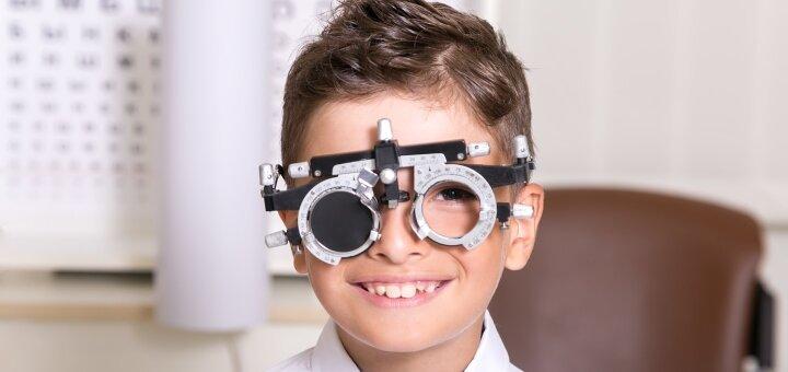 Комплексное обследование у офтальмолога в медицинском офтальмологическом центре «Зір 100%»