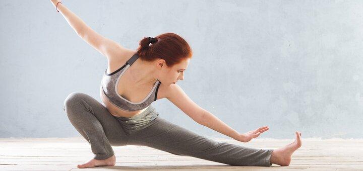 До 6 групповых или индивидуальных занятий энергетической гимнастикой от Елены Крымской