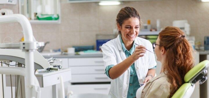 Скидка до 54% на установку циркониевых коронок в стоматологии «Healthy Dentistry»