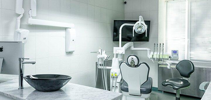 Скидка 68% на лазерное отбеливание зубов «Magic Smile» в стоматологии «32 Перлини»