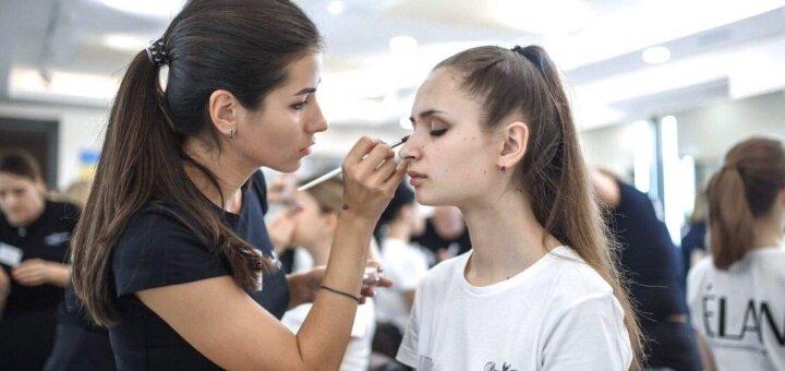 Профессиональный дневной, вечерний, праздничный макияж с укладкой от визажиста Юлии Васалатий