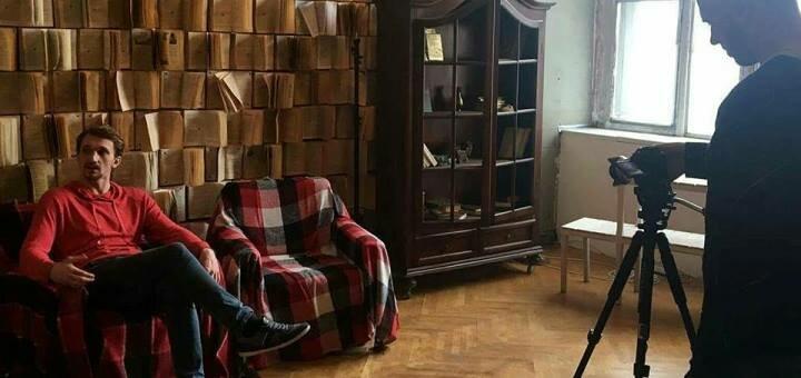 Курс «Актерское мастерство для кино» от актерской студии «ActorsStudioKiev»