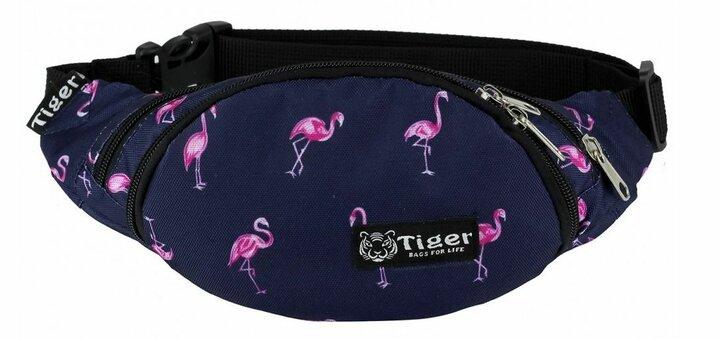 Скидка 50% на сумки на пояс от «Tiger»