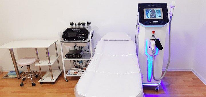 До 7 сеансов ультразвуковой кавитации в косметологической студии «Доктор Исаенко»