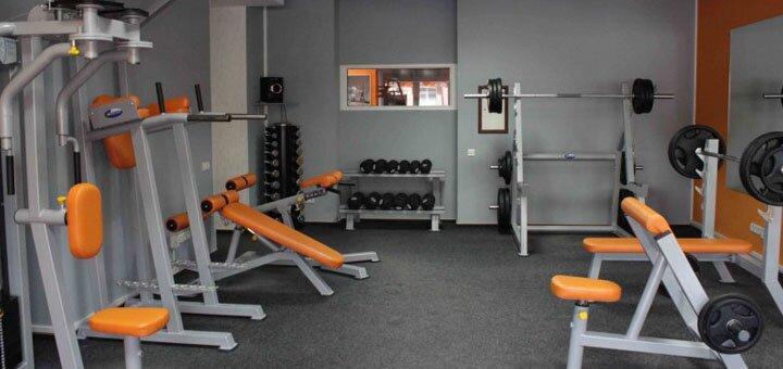 До 3 месяцев посещения тренажерного зала в фитнес-клубе «Stimul»