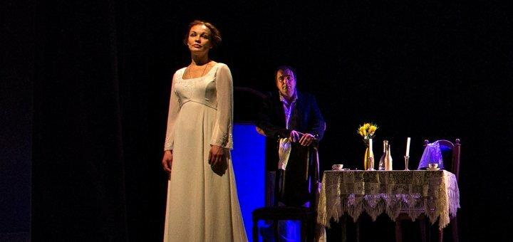 2 билета на спектакли в январе или феврале от театра «Новая сцена»
