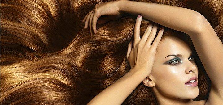 Эффективное восстановление волос. Спа уход для волос, реконструкция, минерализация и питание волос в центре «Lux-S»!
