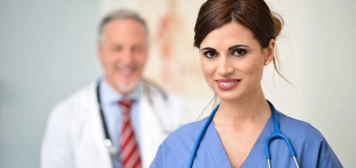 Комплексное УЗИ-обследование для мужчин и женщин или обследование эндокринолога в Медицинском центре доктора Король!