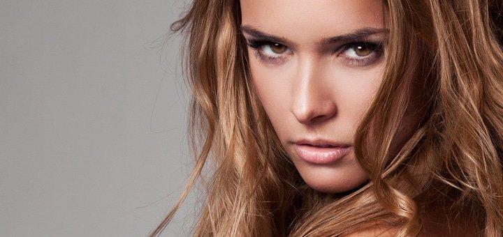 """Ваша кожа сияет чистотой! Комплексная лечебная ультразвуковая или комбинированная чистка лица в салоне """"Bliss""""!"""